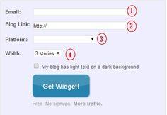 LinkWithin: Como colocar postagens relacionada no blog para plataforma Blogger | CBBlogers