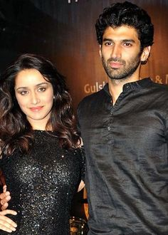 Shraddha Kapoor and Aditya Roy Kapoor Roy Kapoor, Sraddha Kapoor, Bollywood Stars, Indian Bollywood, Bollywood Fashion, Bollywood Celebrities, Bollywood Actress, Indian Makeup And Beauty Blog, Bollywood Pictures