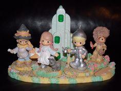 2003 Precious Moments Enesco Wizard Of Oz Figurine Collection