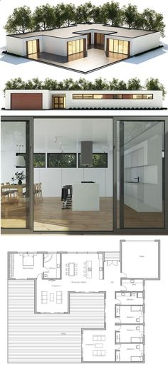 79bee7eb262d4ca3a43cefe57aa21eacjpg 1,200×3,169 pixels Beauty of - plan de maison simple