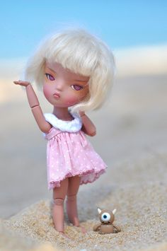 Look who came along! *Molly** by ♥ Elly Jelly ♥, via Flickr