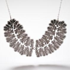 Nervous System | Shop | Ammonite | Nudibranch Necklace