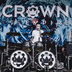 Brent Taddie // Crown The Empire
