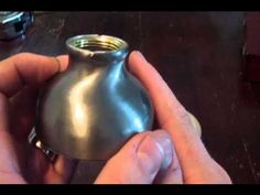 How to Make a Backpacking / Hiking Alcohol Stove for $1! http://rethinksurvival.com/posts/how-to-make-a-backpacking-hiking-alcohol-stove-for-1-video/