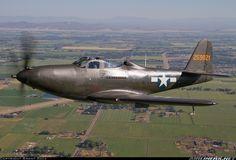 Bell P-63C Kingcobra fighter 1