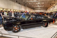 https://flic.kr/p/EqrS8m | Motorama Show Toronto 2016 | 1970 Chevelle SS - Adam Spicer - 5.7 Hemi Procharged