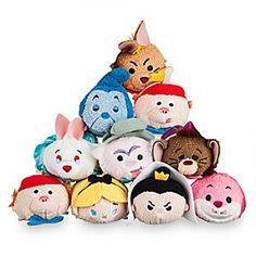 Alice in Wonderland Mini ''Tsum Tsum'' Plush Collection - Disney http://fave.co/2crLuRD