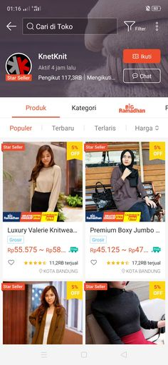 Shopping Stores, Shopping Websites, Hijab Fashion, Korean Fashion, Best Online Stores, Casual Hijab Outfit, Shops, Fashion Looks, Ootd