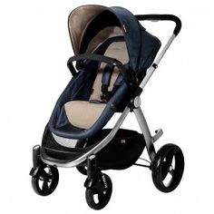 <p>Flexibility and freedom in one luxury stroller</p>