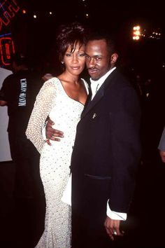 17 of your favorite celebrity couples and the songs they inspired: Whitey Houston and Bobby Brown