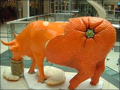 """""""Mooer's Moomalade"""" - made by Ben Cook, photo by Adrian Phillips, via BBC Manchester"""