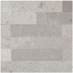 Shop 9 pcs/sq. ft. Lady Gray 2x8 Brushed Stone Tile at TileBar.com.