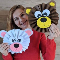 1 million+ Stunning Free Images to Use Anywhere Paper Crafts For Kids, Easter Crafts, Arts And Crafts, Kindergarten Crafts, Preschool Crafts, Clown Crafts, Clown Party, Paper Magic, Diy Birthday Decorations