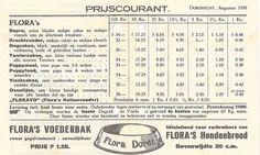 Reclame voor Flora's Hondenbrood by Brabant Bekijken, via Flickr