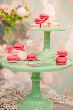 Love these for a dessert bar.