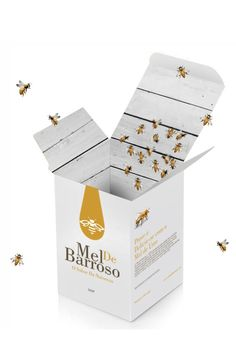 #MeldeBarroso #Packaging #Embalagem #Design Marketing Digital, Container, Design, Bag Packaging, Logos