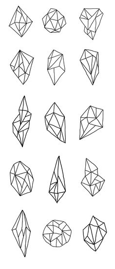 Looking for Free Vector Geometric Polygons? This is an awesome set of hand-sketched Vector Geometric Polygons that perfect for you to decorate your designs or designing your your greeting cards, postcards, design backgrounds, vintage prints even make your own pattern. Check out and enjoy!