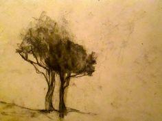 sketchbook drawing, Gael Kanievsky