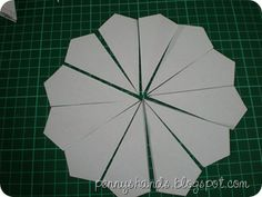 Free Dresden Paper Piecing Templates