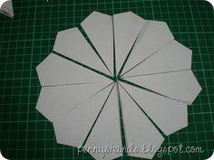 Free Dresden Paper Piecing Templates