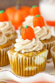 This post is sponsored by Challenge Dairy, but all opinions are my own. These Pumpkin Cheesecake Swirl Cupcakes are a fun combination of cake and cheesecake all in one easy-to-eat cupcake! They are super moist and totally addicting! So lately I've been hooked on a new show. Summer's are always kind of brutal for TV, …