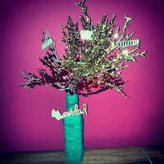 mi lista de deseos en mi árbol de navidad my wishing list at my x'mas tree ;)