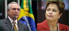 Michel Temer, vicepresidente titular jura presidencia interina de Brasil y anuncia su gabinete
