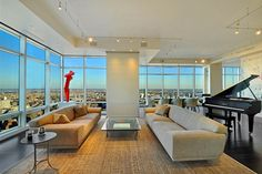 Luxury Apartment In Manhattan For 14 750 000 Pent House Apartments New York