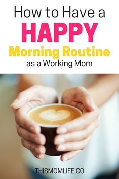 Morning routine for Moms who stress about waking up early. It's time to start a happy and healthy morning routine and that starts with your mindset! This is the best morning routine for kids too! Morning Routine Chart, Healthy Morning Routine, Morning Routines, Healthy Routines, Daily Routine For Women, Skin Care Routine For 20s, Daily Routines, Working Mom Tips, Stress