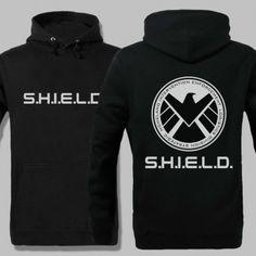 Agents of S.H.I.E.L.D.Logo Cool Hoodies