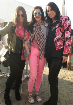 GLAM girls spotted at the Pink Punter event Glam Girl, South Africa, Glamour, Couple Photos, Girls, Pink, Outfits, Couple Shots, Suits