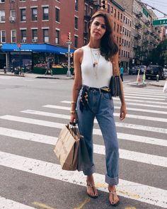 Como Usar Seu Jeans Como Uma Verdadeira Fashion Girl