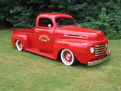 classic ford 1948 Ford Hot Rod truck Wallpaper