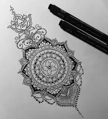 ผลการค้นหารูปภาพสำหรับ celestial mandala tattoo design