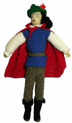 FREE pattern. Download the PDF pattern now. Prince Charles Doll costume