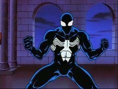 Spider-Man cartoon fan site