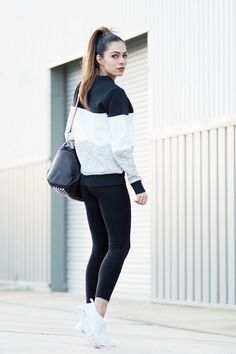 Women S Fashion For 40 Year Olds Product Lazy Day Outfits, Sporty Outfits, Fashion Outfits, School Outfits, Women's Fashion, Lydia Elise Millen, Blazer, Womens Fashion For Work, Mode Style