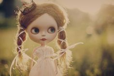 Blythe : i'm in love with these dolls! So cute!
