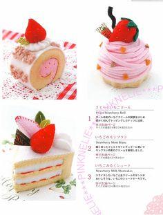 Me sentais bonbons Collection de livre japonais Craft par PinkNelie
