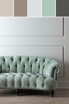 "Old Hickory Tannery ""Cypress"" Sofa Designed By Horchow via Stylyze"