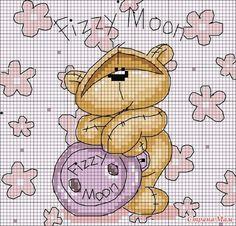 Gallery.ru / Фото #10 - Фози - COBECTb Cross Stitch For Kids, Cross Stitch Books, Cute Cross Stitch, Cross Stitch Cards, Cross Stitch Animals, Cross Stitch Kits, Cross Stitch Designs, Cross Stitching, Cross Stitch Embroidery