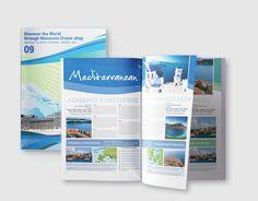 Travel Catalogs | Editorial Design