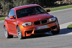 BMW Serie 1 M Coupe 2012
