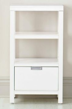 Parsons Storage Shelf  Complete Your Bathroom with a Parsons Linen Cabinet.  Item # 05855  $124