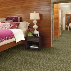 Bella Flora #carpeting from the Tuftex collection from @Shaw Floors.