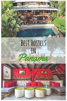 List of the Best Hostels in Panama You are travelling to Panama and you are still looking for accommodation? I created for you a list of the best Hostels in [& Panama Hotel, Panama Canal, Panama City Panama, Panama City Central America, Belize, Honduras, Oh The Places You'll Go, Places To Visit, Costa Rica Travel