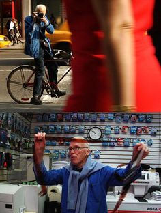 Living In: Bill Cunningham New York #livingin #movie #documentary