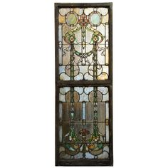 Fulton Street, Wall Groupings, Stained Glass Door, Antique Windows, Garden Windows, Modern Windows, Window Shutters, Architectural Antiques, Antique Shops