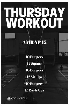 Amrap Workout, Workout Challenge, Waist Workout, Crossfit Workouts At Home, Crossfit Leg Workout, Yoga Workouts, Workout Routines, Workout Gear, Weight Vest Workout