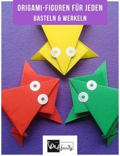 so einfach kannst du dir einen niedlichen hund basteln origami pinterest hund basteln. Black Bedroom Furniture Sets. Home Design Ideas